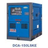デンヨーDCA-150LSKE:防音型ディーゼル発電機(三相)