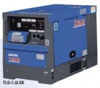 デンヨーTLG-7.5LSK:防音型ディーゼル発電機(三相)