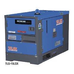 画像1: デンヨーTLG-15LSX:防音型ディーゼル発電機(単相2線100V)