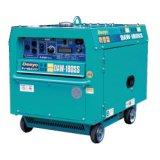 デンヨーDAW-180SS:防音型ディーゼル溶接機(単相)