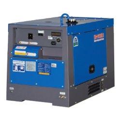 画像1: デンヨーDA-6000LS:防音型インバータディーゼル発電機