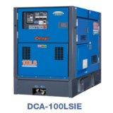 デンヨーDCA-100LSIE:防音型ディーゼル発電機(三相)