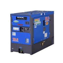 画像1: デンヨーDCA-13LSYE:防音型ディーゼル発電機(三相・単相)
