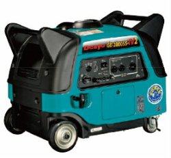 画像1: 【メーカー在庫あり】デンヨーGE-2800SS-IV2:防音型インバータ発電機[ヤマハEF2800iSE OEM製品]