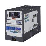 デンヨーDCA-25LSKE-D2:防音型ディーゼル発電機サイマルジェネレータ(三相・単相同時出力)