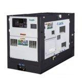 デンヨーDCA-60LSKE-D2:防音型ディーゼル発電機サイマルジェネレータ(三相・単相同時出力)