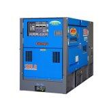デンヨーDCA-125LSIE:防音型ディーゼル発電機(三相)