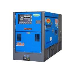 画像1: デンヨーDCA-125LSIE:防音型ディーゼル発電機(三相)